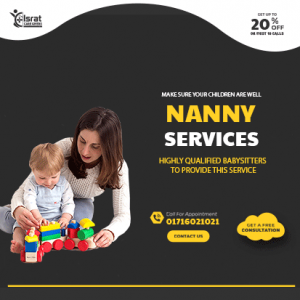 In-Home Babysitter & Nanny Services In BD