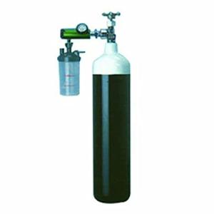 Medical Oxygen Cylinder Refill